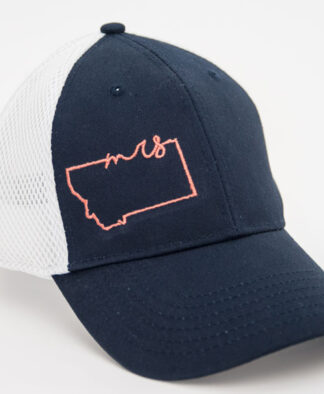 Montana Mrs Embroidered Hat View 1