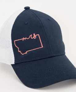Montana Mrs. by MT Brand Apparel Embroidered Hats