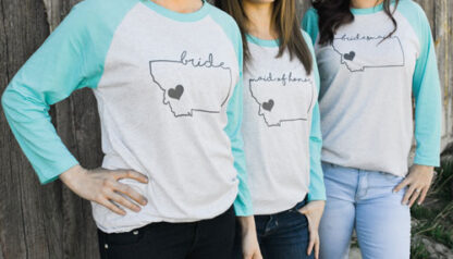 Mt Mrs Bridal Party Tees View 2