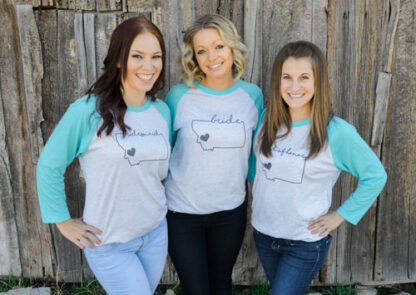 Mt Mrs Bridal Party Tees View 3