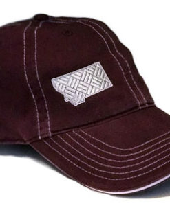 MAROON-MT-BRAND-APPAREL-HAT-3300-Patterned-MONTANA